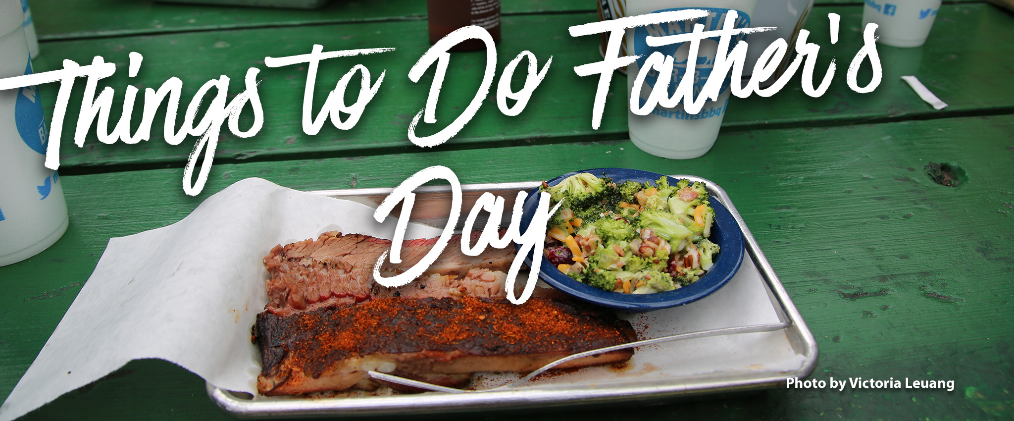 Things to Do Father's Day