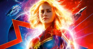 Captain Marvel (PG-13)