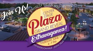 Plaza Grand Reveal EXTRAVAGANZA! And Hendersonville 50th Anniversary Tribute