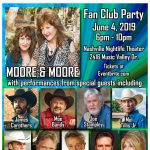 22nd Annual Moore and Moore Fan Club Party