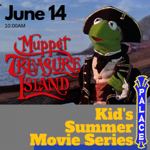 Muppet Treasure Island at The Palace Theatre