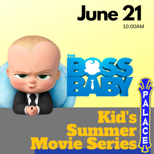 The Boss Baby at The Palace Theatre