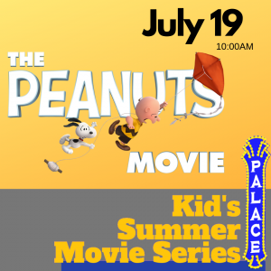 The Peanuts Movie at The Palace Theatre