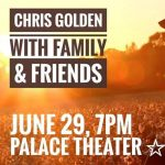Chris Golden with Family & Friends Concert