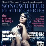 Songwriter Feature Series with Alayna