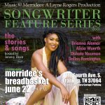 Songwriter Feature Series with Larysa Jaye