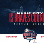 Braves Country Road Trip: Nashville Tennessee