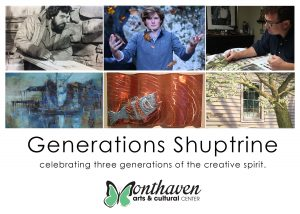 Generations Shuptrine: Three Generations of Art