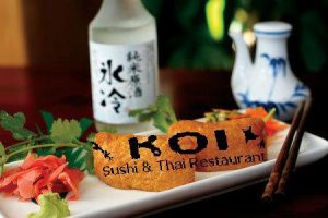 Koi Sushi and Thai - Franklin