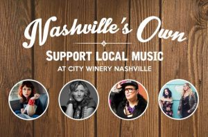 Nashville's Own | Sarah Peacock, Michelle Malone...