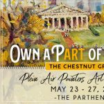 Plein Air Fundraising Art Show