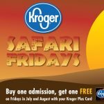 Kroger Safari Fridays