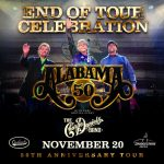 (RESCHEDULED) ALABAMA's 50th Anniversary Tour