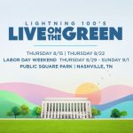 Live On the Green |  O.A.R, St. Paul & The Broken Bones, Grace Potter, Lake Street Drive & More