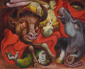 Curator's Tour Monsters & Myths: Surrealism and War in the 1930s and 1940s