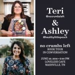 No Crumbs Left Book Signing & Talk