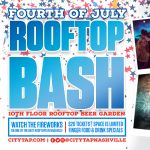 City Tap House Fourth of July