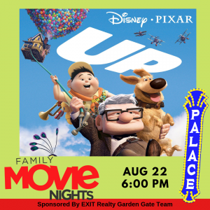Up - Family Movie Night