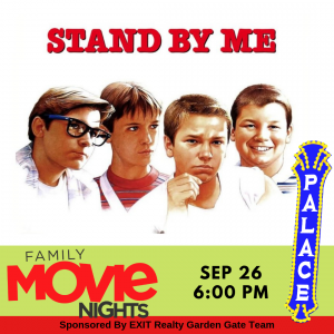 Stand By Me - Family Movie Night