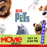 The Secret Life of Pets - Family Movie Night