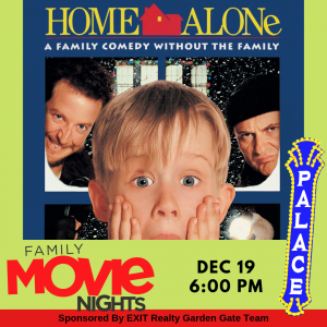 Home Alone - Family Movie Night