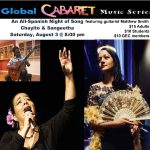 Global Cabaret - All Spanish Night of Song