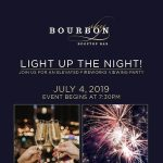Celebrate the Fourth of July at Bourbon Sky