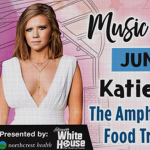 Katie Grace Performs at Music Under the Stars
