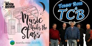 Tommy Ross & TCB Performing at Music Under the...