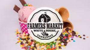 Ice Cream Day at the White House Farmers Market