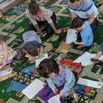 Lil' Learning Lane- Race to Read!