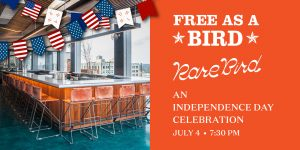 4th of July Celebration: Free as a Bird