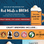 Red, White & Brews an American Independence Day Craft Beer Festival