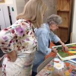 Watercolor Painting Workshop: 'White On White Watercolor'