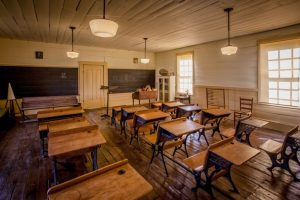 Free Tours of Historic Cold Springs School