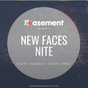 New Faces Night Feat.