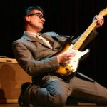 """Johnny Rogers in """"Buddy and Beyond: The History of Rock and Roll"""""""