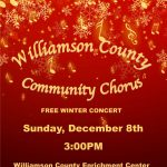Williamson County Community Chorus Winter Concert