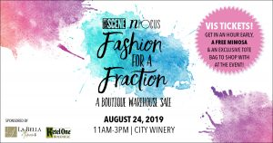 Fashion for a Fraction!