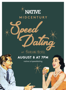 MidCentury Speed Dating