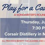 Play For a Cause: Songwriter's Round
