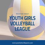 Goodlettsville Girls Youth Volleyball Leagues 10-12 and 13-15
