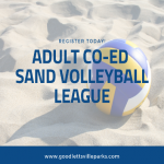 Goodlettsville Adult Coed Sand Volleyball Fall 2019