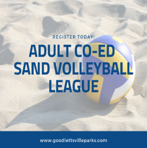Goodlettsville Adult Coed Sand Volleyball Fall 201...