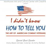 I Didn't Know How to Tell You: American Veterans Art Show