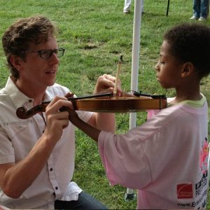 Community Pop-up: Musical Petting Zoo at 12 South Farmers Market