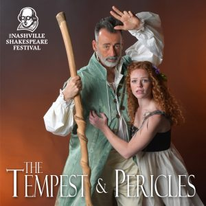 Summer Shakespeare at OneC1TY: The Tempest and Per...