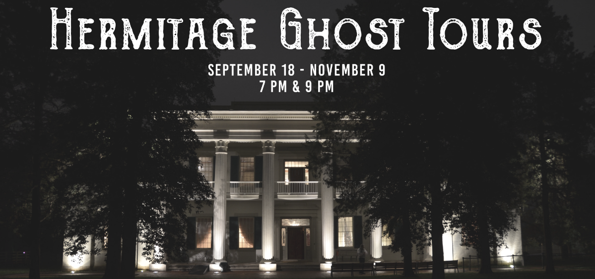 Hermitage Ghost Tours - NowPlayingNashville.com
