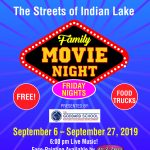 Family Movie Night on the Plaza