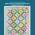 Cumberland Valley Quilters Association 2019 Quilt Show